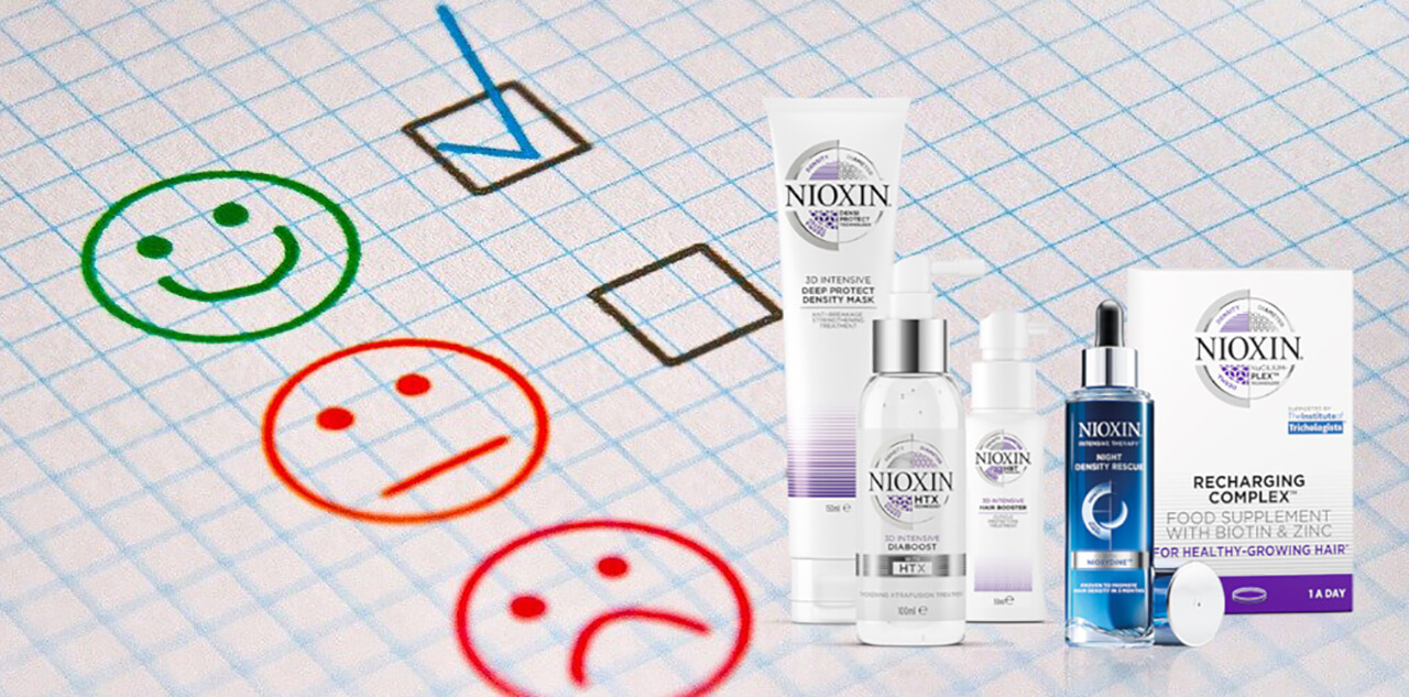 Nioxin Side Effects & Nioxin Review